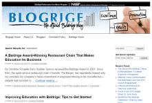 BiE Blogrige 1